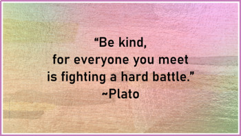 Empathy Kindness Friendship Lesson w 6 video links PBIS Character Ed