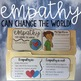 Empathy Lap Book for Elementary School Counseling