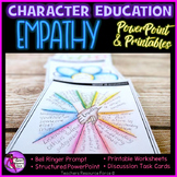 Empathy Character Education Social Emotional Learning Activities