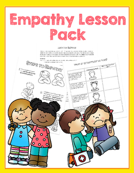 Empathy Lesson Pack