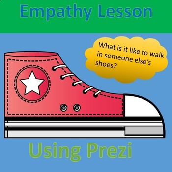 School counseling Empathy Lesson with Prezi