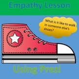 School counseling Empathy Lesson with Prezi