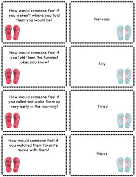 Empathy Matching Game