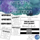 Empathy, Optimism, & Aspiration - A Mini-Unit for Social Skills