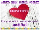 Empathy Poster/ Empath Bulletin Board