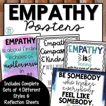 Empathy Posters