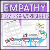 Empathy Activities For Social Skills Lessons - Digital And