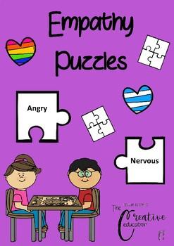 Empathy Puzzles *Emotional Regulation *Emotions *Problem Solving