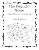 Empathy Scenario Game and Written Reflection