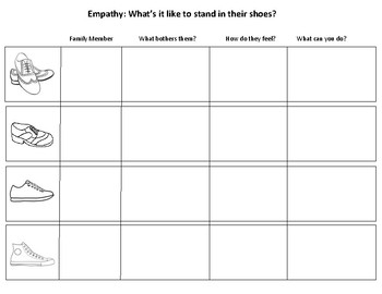 Ricky Sticky Fingers: Stealing Is Wrong, Empathy worksheet | TpT