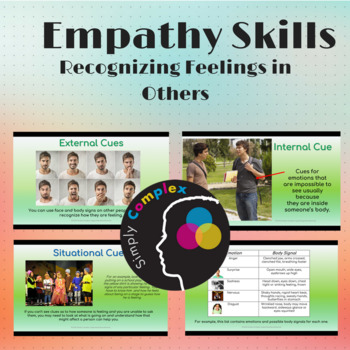Empathy Skills; Recognizing Feelings in Others, Lesson 9