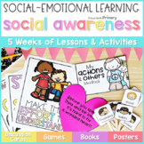 Empathy & Social Awareness K-2 - Social Emotional Learning