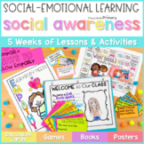 Empathy & Social Awareness - Social Emotional Learning & C