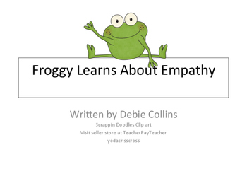 Caring/ Friendship Empathy Story and discussion questions