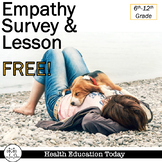 Empathy Lesson FREE!: Promote Classroom Empathy With This