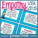 Empathy Activity:  Social Skills Task Cards