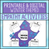 Empathy and Kindness: Using Warm Words