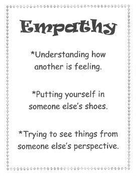Empathy: What should you do?