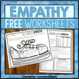 Empathy Worksheet Freebie!!