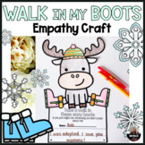 Empathy Writing Winter SEL All About Me