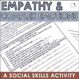 Emotional Intelligence | Social Emotional Learning Worksheets