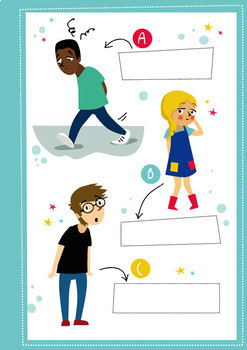 Empathy and Kindness Bundle - Activities, Task Cards and Posters (English)