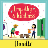 Empathy and Kindness Bundle - Activities, Task Cards and P