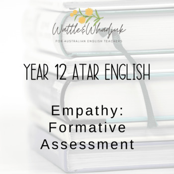 Empathy and controversy: a formative assessment
