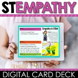 Empathy in STEM Task Cards: Counseling Empathy Activities