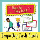 Empathy Activities: Task Cards (English)