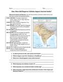 Emperor Ashoka and the Mauryan Empire