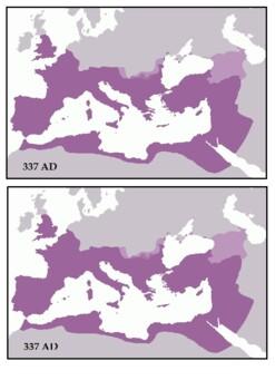 Emperor Constantine Handout