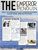 Emperor Penguin Reading Passage