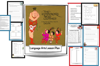Emperor's New Clothes by Demi - Lesson Plan