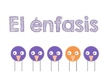 Emphasis (español)