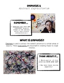 Emphasis (in Abstract Expressionism) PDF