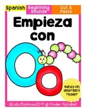 Empieza con Oo {Cut & Paste Emergent Reader}