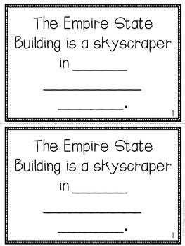 Empire State Building Mini-Books (U.S. Landmarks)