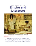 Empire and Literature Lesson Plans
