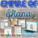 Empire of Ghana Activity