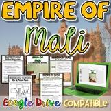 Empire of Mali {Digital AND Paper}