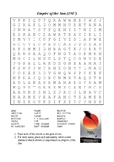 Empire of the Sun (1987) - Word Search