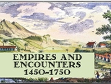 Empires and Encounters; American Colonies, Colonialism, Ne