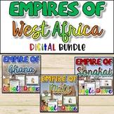 Empires of West Africa Bundle {Digital}