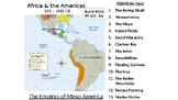 Empires of Africa & the Americas: UNIT BUNDLE (2 LESSONS + REVIEW & QUIZ)