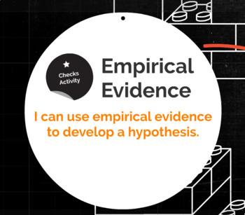 Empirical Evidence - The Checks Activity