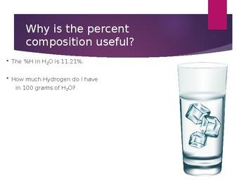 Empirical Formulas & Percent Composition of Formulas Powerpoint