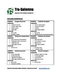 Empleos y el futuro - Spanish Project Packet