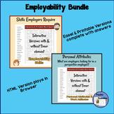 Employability Skills Bundle - understand what Employers ar