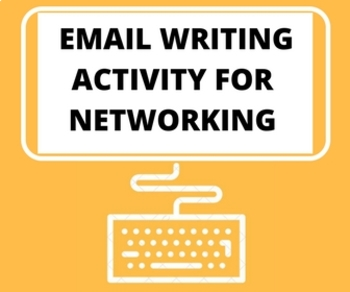 Employability Skills -- How to Write Someone from a Networking Event About a Job